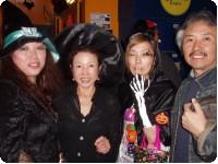 2008年ハロウィーンパーティー@六本木バーQuest